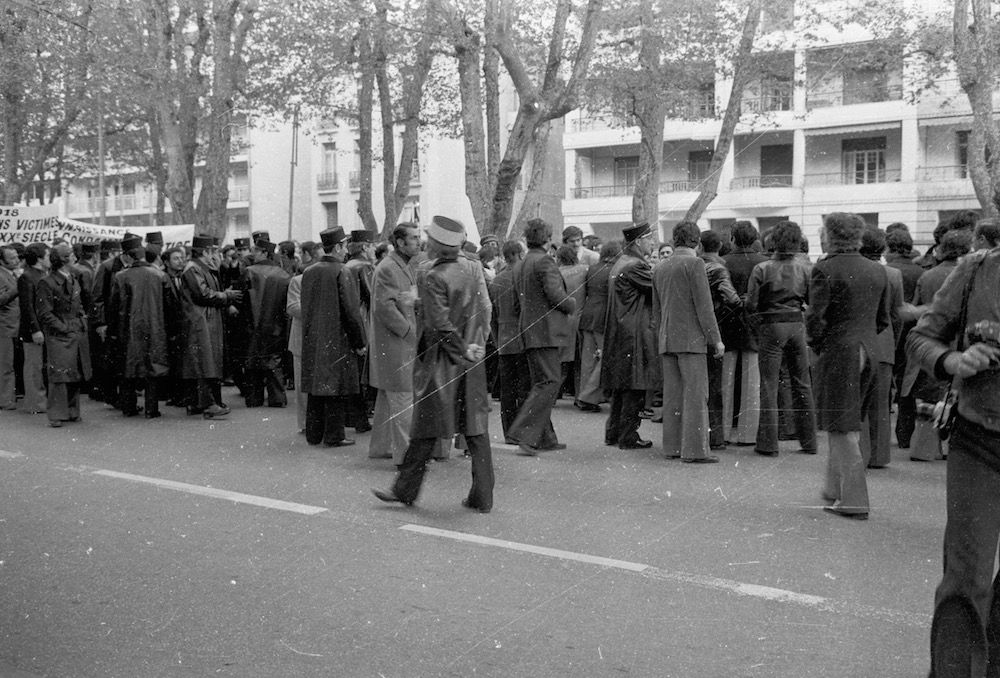 coll-vheloyan-defile-24avril1976-0043 - Year: 1976