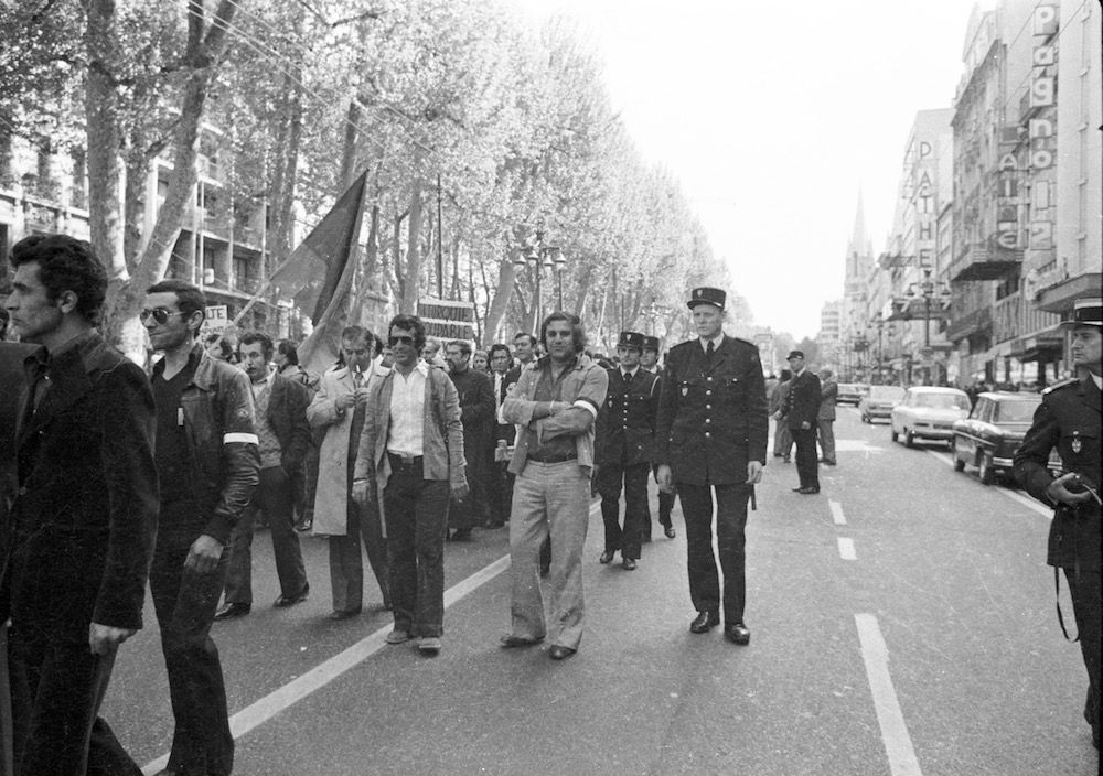 coll-vheloyan-manif-24avril1977-0005 - Year: 1977
