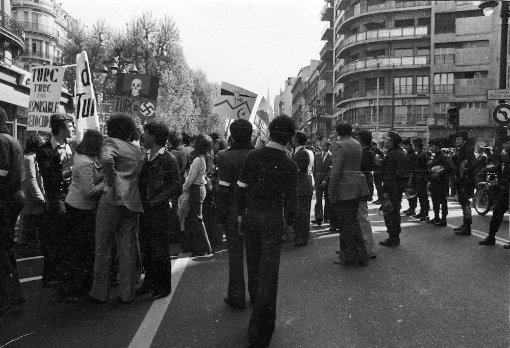 coll-vheloyan-manif-24avril1977-0023 - Year: 1977
