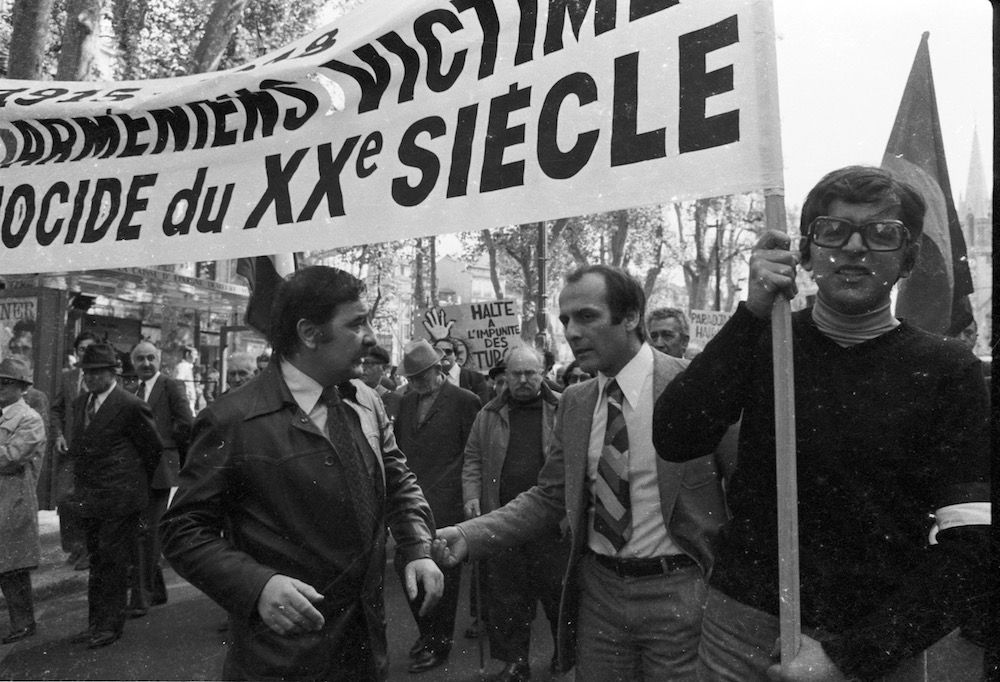 coll-vheloyan-manif-24avril1977-0037 - Year: 1977