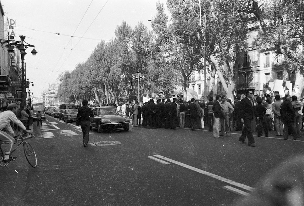 coll-vheloyan-manif-24avril1977-0038 - Year: 1977