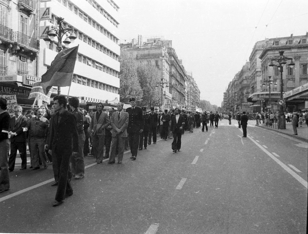 coll-vheloyan-manif-24avril1977-0040 - Year: 1977