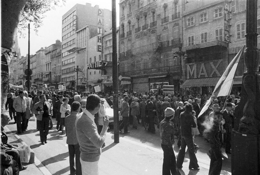 coll-vheloyan-manif-24avril1977-0043 - Year: 1977