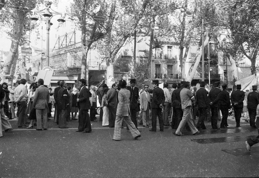 coll-vheloyan-manif-24avril1977-0047 - Year: 1977