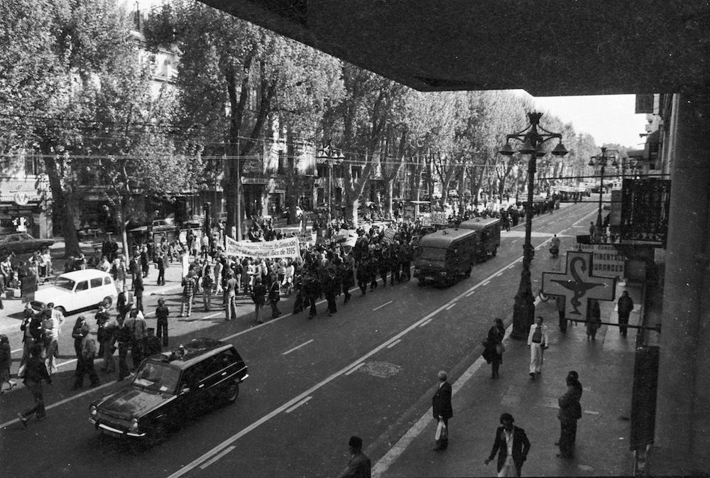 coll-vheloyan-manif-24avril1977-0058 - Year: 1977