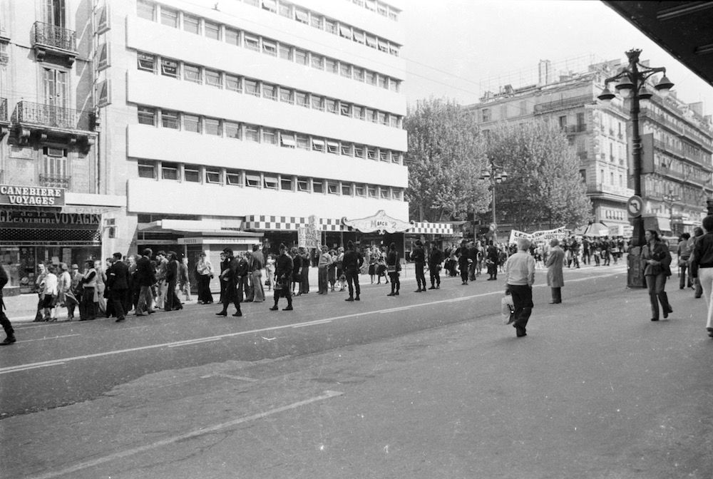 coll-vheloyan-manif-24avril1977-0065 - Year: 1977