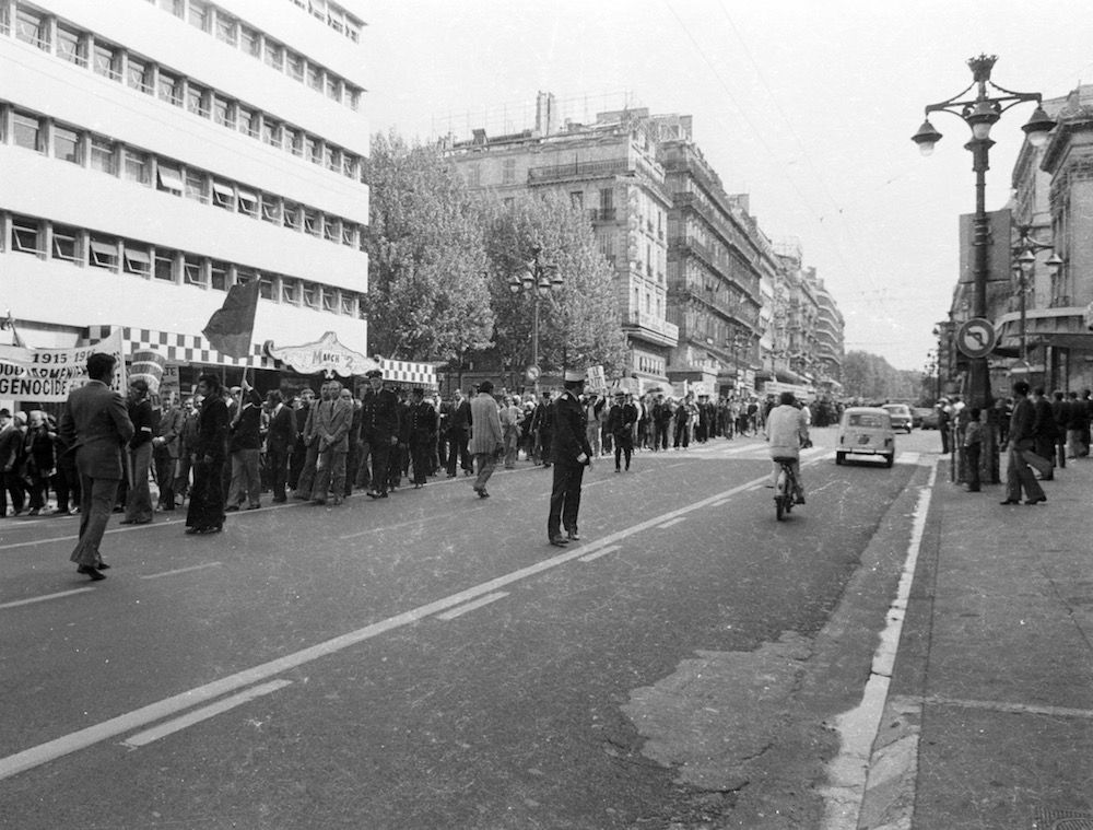 coll-vheloyan-manif-24avril1977-0070 - Year: 1977