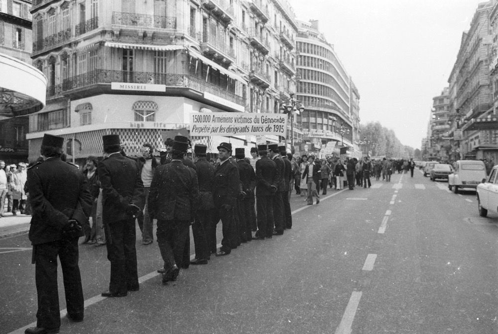 coll-vheloyan-manif-24avril1977-0072 - Year: 1977