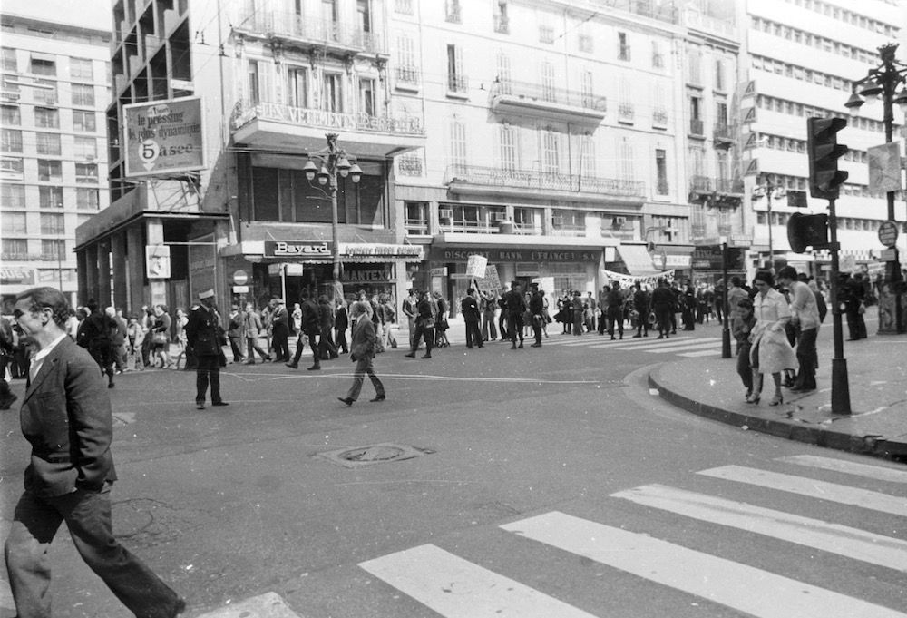 coll-vheloyan-manif-24avril1977-0077 - Year: 1977