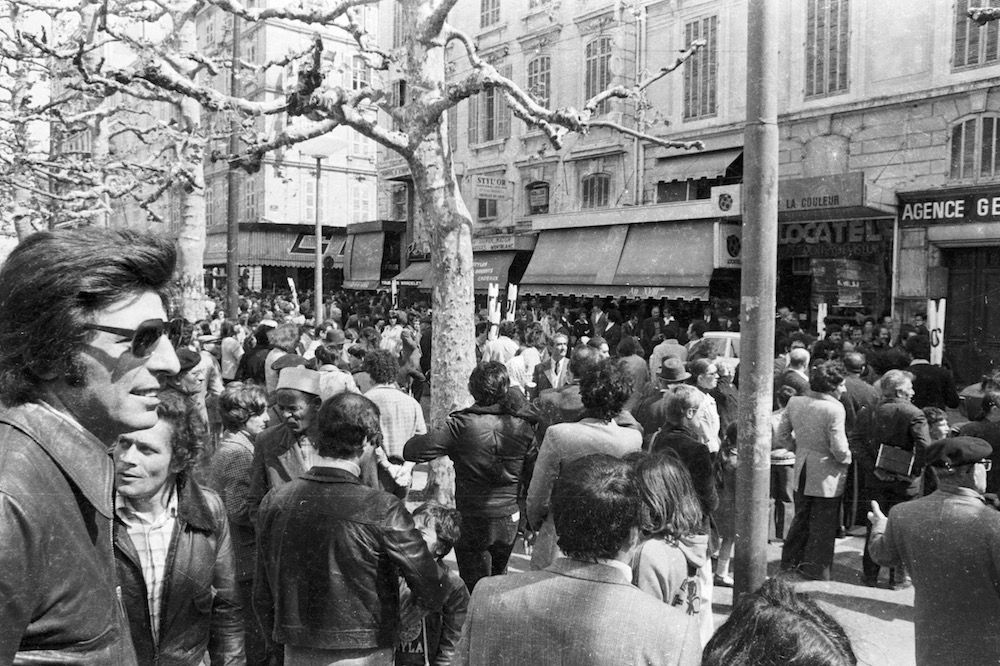 coll-vheloyan-manif-24avril1977-0079 - Year: 1977
