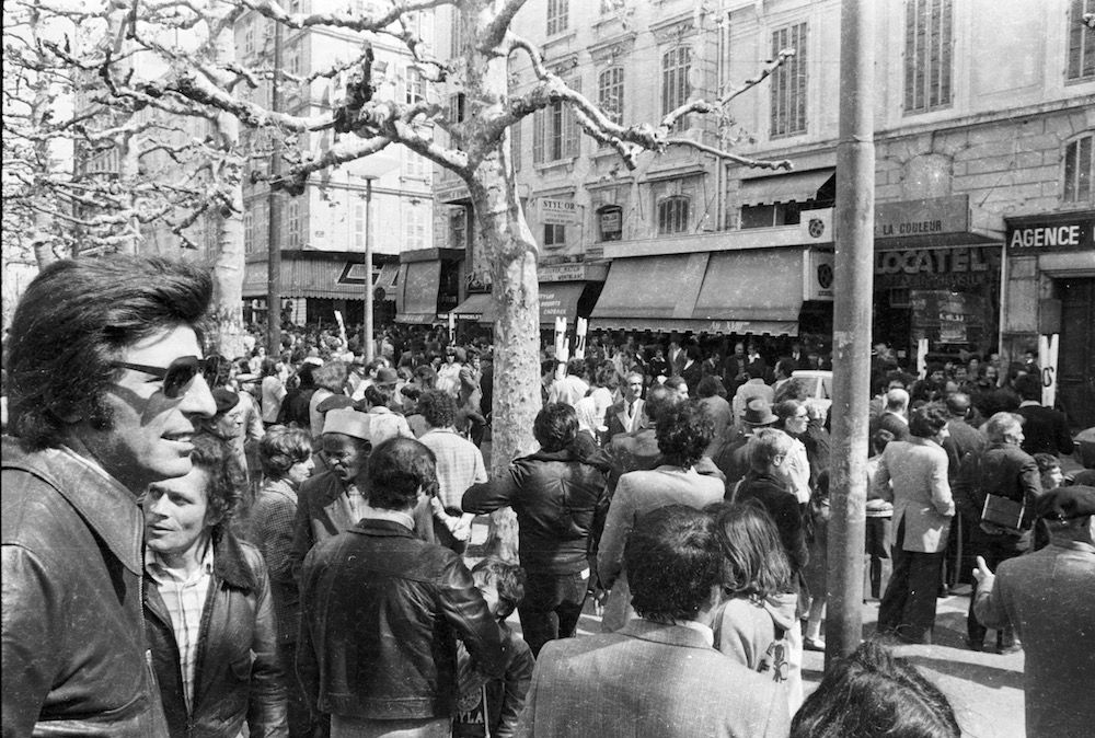 coll-vheloyan-manif-24avril1977-0082 - Year: 1977