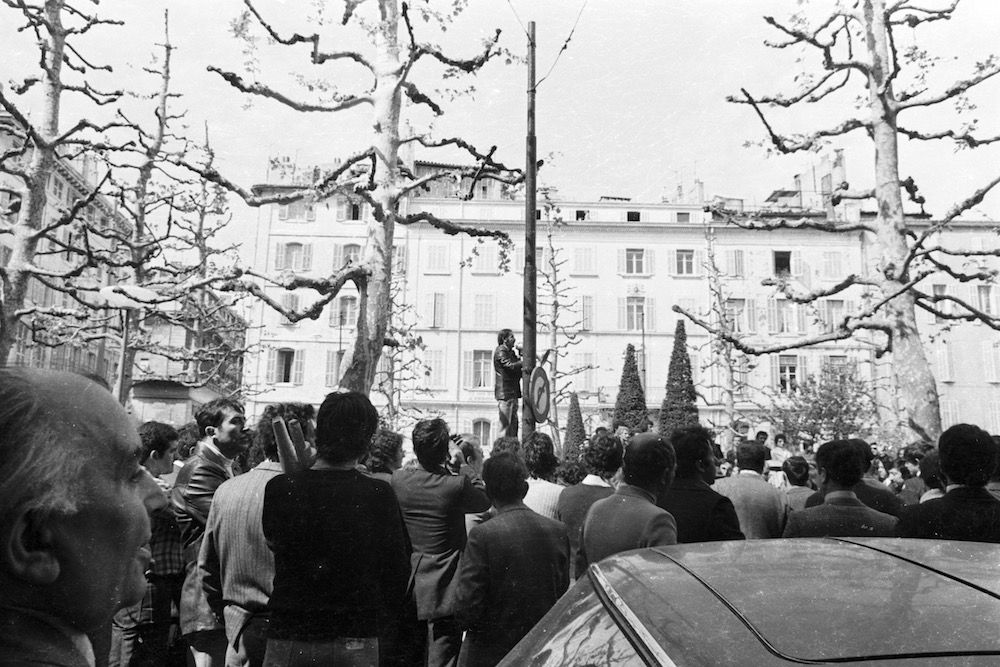 coll-vheloyan-manif-24avril1977-0086 - Year: 1977